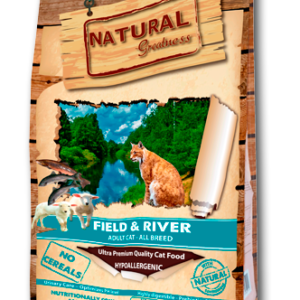 fielf&river receta hipoalergenica para gatos