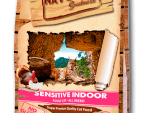 receta sensitive indoor para gatos