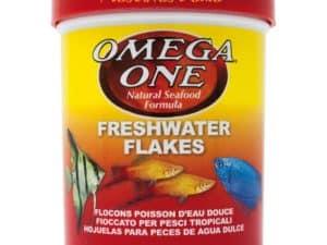 Deliciosa receta de mariscos y pescados frescos, mezclada específicamente para mejorar losniveles de ácidos grasos Omega 6, ya que sonextremadamente valiosos en las especies de aguadulce; para mantener un sistema inmune fuerte yun buen desarrollo de la pared celular. Proteínasde alta calidad y bajo contenido en cenizas, quereducen la contaminación manteniendo el agualimpia y clara. Recomendado para todo tipo de peces tropicales yacuarios comunitarios.
