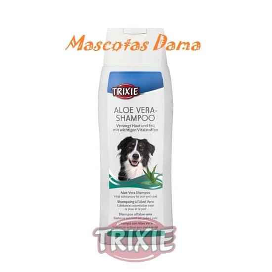 Champú con Aloe Vera, 250 ml