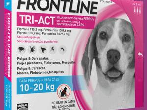Frontline tri-act de 10-20kg