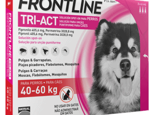 Frontline tri-act de 40-60kg