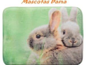Colchoneta para Conejos, 39 × 29 cm