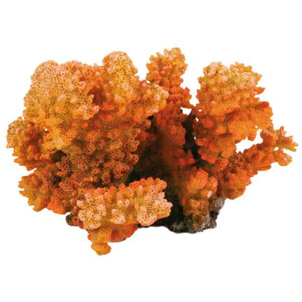 Coral resina poliéster resistente al agua salada