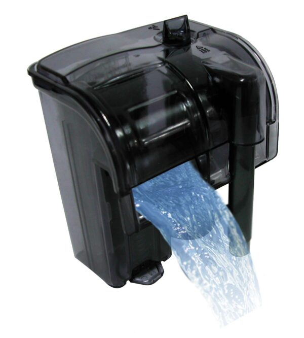 Mini filtro de cascada aqua excel