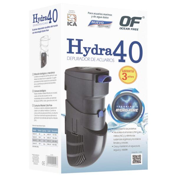 Filtro HYDRA 40 (800 l/h)