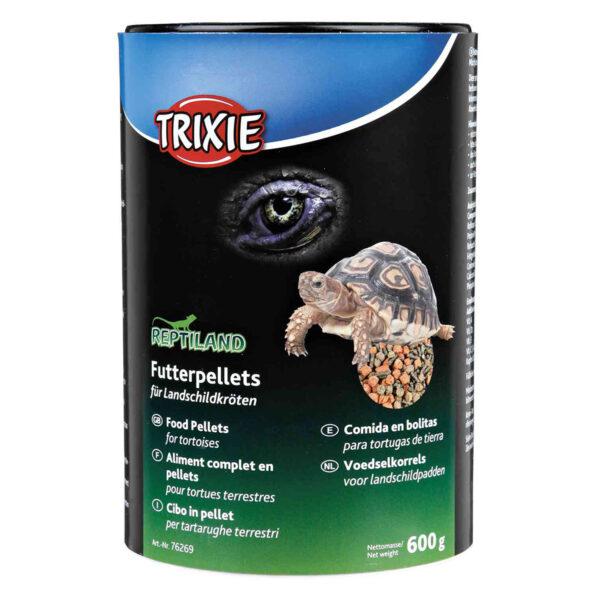 Alimento en pellets para tortugas de tierra
